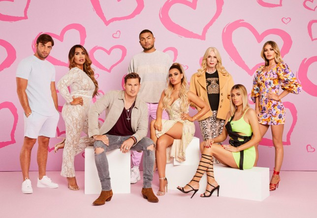 Celebs Go Dating cast 2019
