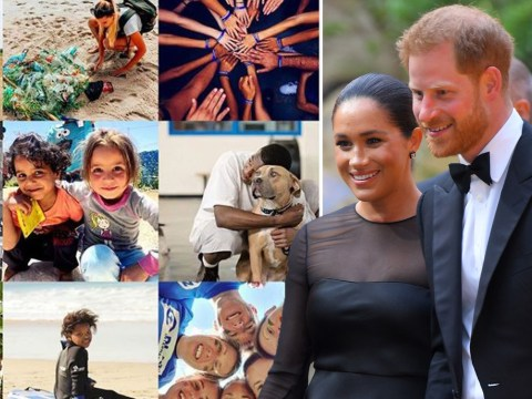 Harry and Meghan promote 15 small charities found through Instagram
