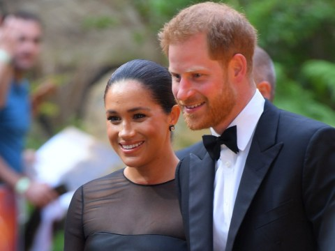 Meghan and Harry 'fly on second private jet in a week'