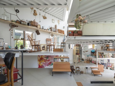 Amazing Japanese home has 13 floors you can see all at once