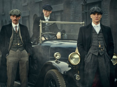 What is the Peaky Blinders theme song and who sings it?