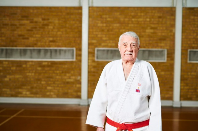 Great granddad has been teaching judo for 68 years | Metro News