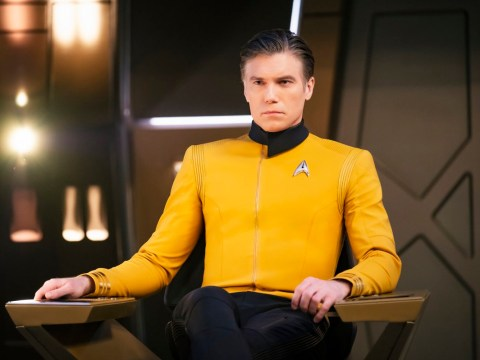 Star Trek: Discovery's Anson Mount teases he'd be up for Pike/Spock mini spin-off