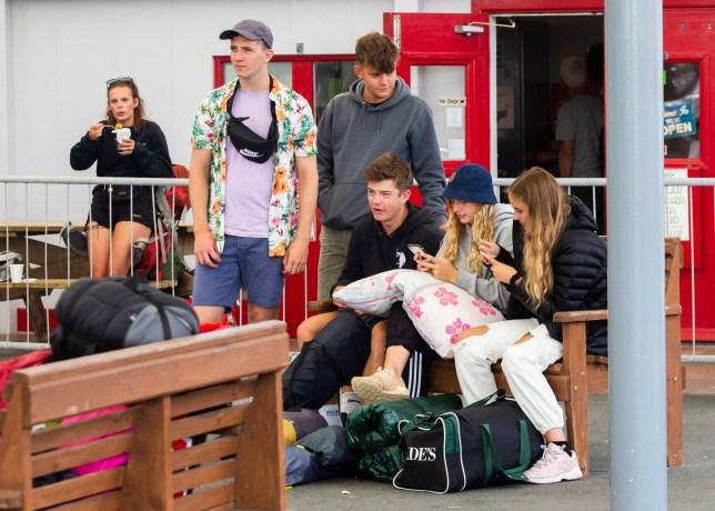Heartbroken festivalgoers left stranded in Cornwall after Boardmasters cancels last minute