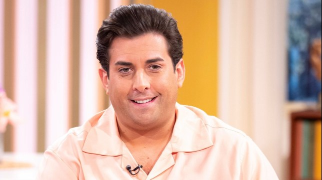 Towie's James Argent