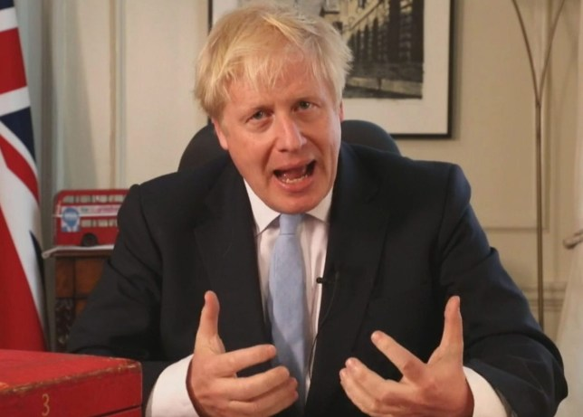 Boris Johnson announces plan to change rules on immigration