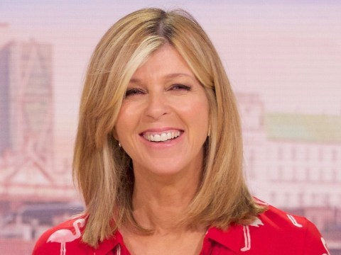 Kate Garraway lived everyone's nightmare after leaving house without a skirt