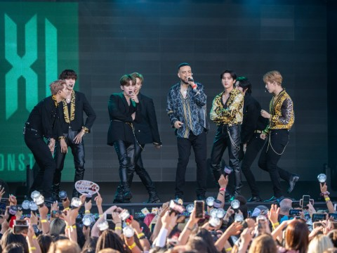 Monsta X and French Montana set to steal the show in fiery performance on Jimmy Kimmel