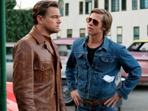 Brad Pitt confirms talks of Once Upon A Time In Hollywood mini-series – and finds the idea 'arousing'