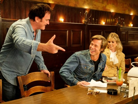 Quentin Tarantino banned phones on Once Upon A Time In Hollywood set as producer reveals old school process
