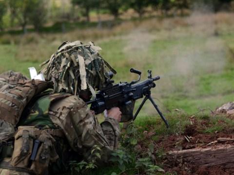 Army regiments operating 40% below strength amid recruitment crisis