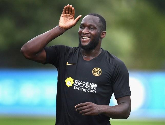 Romelu Lukaku says he is doing 'real work' at Inter after leaving Manchester United