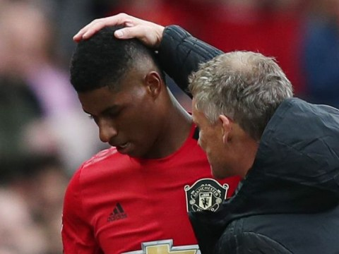 Graeme Souness says Ole Gunnar Solskjaer is being 'unfair' on Marcus Rashford at Manchester United