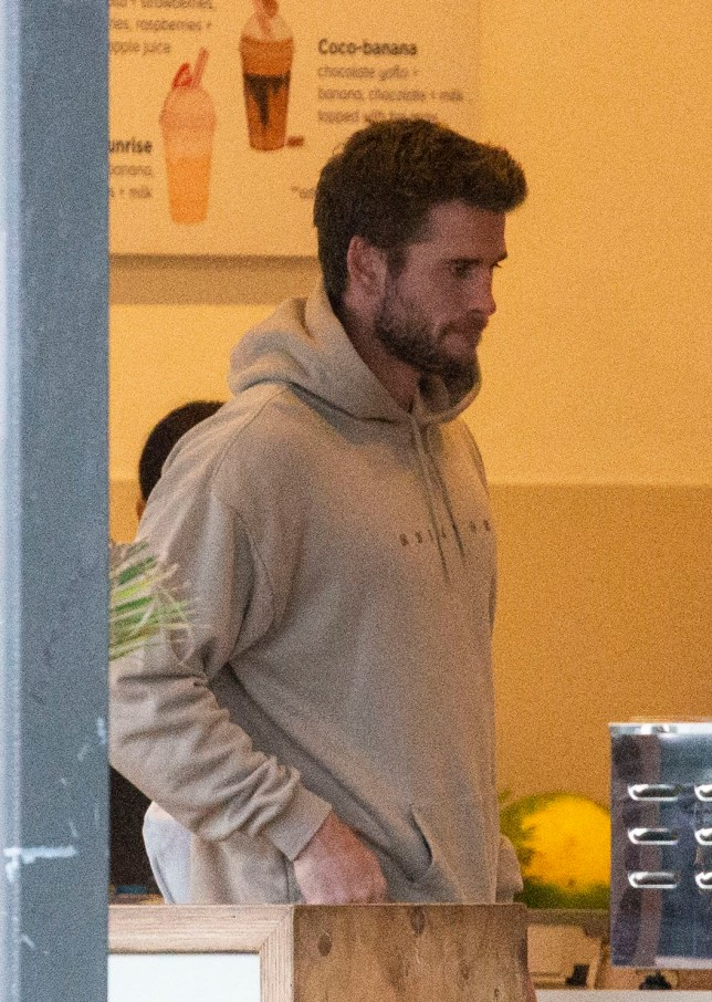 Liam Hemsworth spotted in Byron Bay. First images since break-up with Miley Cyrus was confirmed on the weekend. Liam Hemsworth was seen out in Byron Bay town, wandering the shops with big brother Chris Hemsworth 12 August 2019 ??MEDIA-MODE.COM