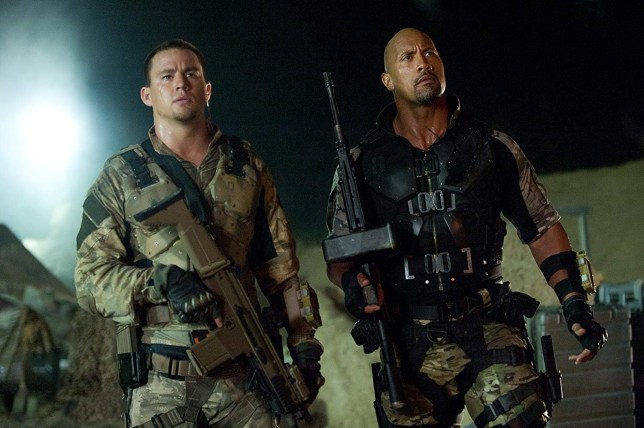 Picture: Paramount GI Joe movie in the works