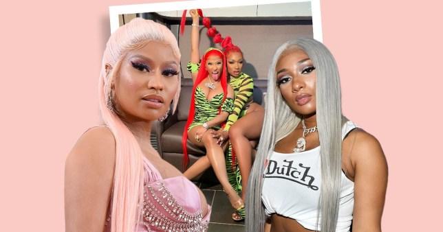 Nicki Minaj and Megan Thee Stallion team up for Hot Girl Summer