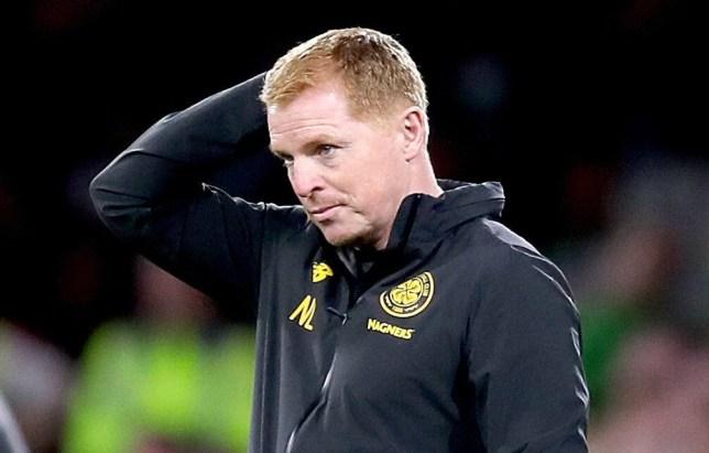 Neil Lennon is under pressure after Celtic's Champions League exit