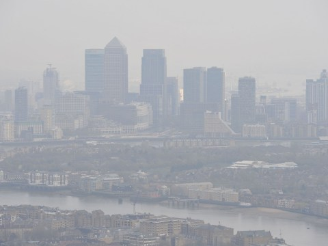 A quarter of Brits breathing polluted air inside their homes, company claims