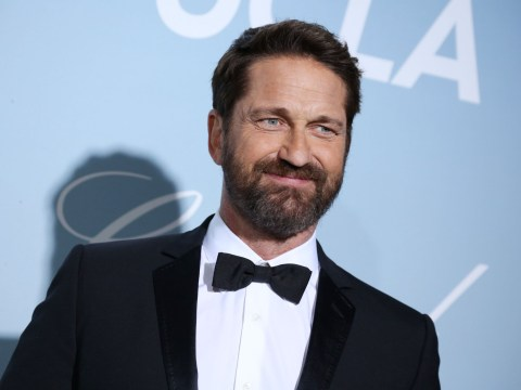 Gerard Butler suing driver who knocked him off his motorcycle two years ago