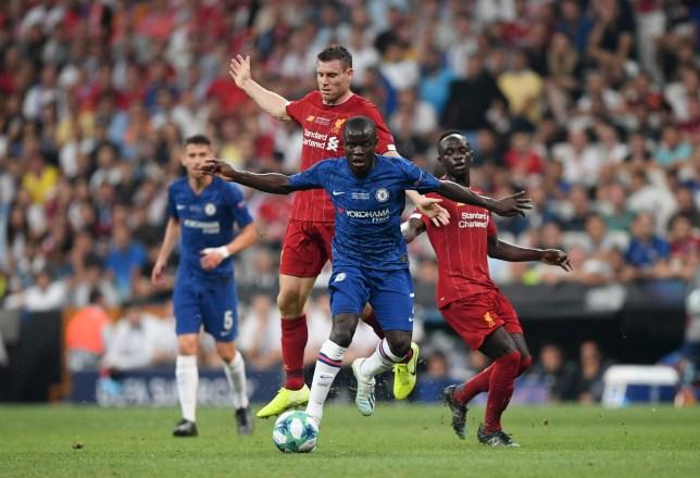 Kantè del Chelsea