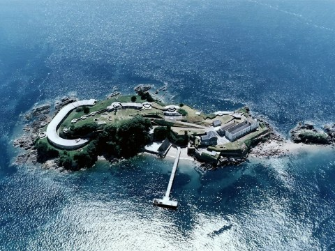 Historic six-acre island being developed into luxury hotel and spa