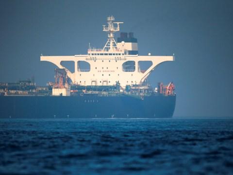 Gibraltar releases seized Iranian oil tanker ignoring US plea