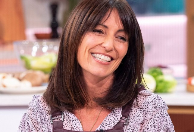 Davina McCall will take over This Morning hosting duties