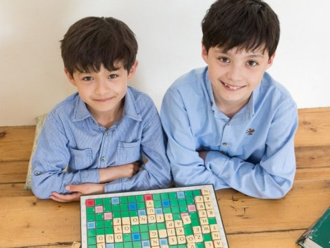 Brothers, 8 and 11, crowned World and European Scrabble champions