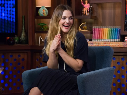 Drew Barrymore is trying to become the new queen of daytime talk shows