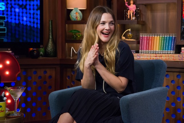 Drew Barrymore on Watch What Happens Live