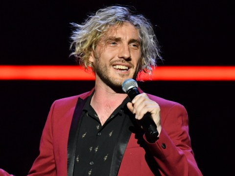 Seann Walsh 'jokes about being in bed with Katya Jones' on same day as Neil split