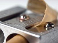 pencil sharpener closeup; Shutterstock ID 52763686; Purchase Order: -