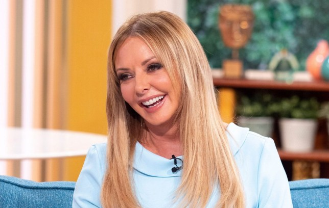 Carol Vorderman on This Morning