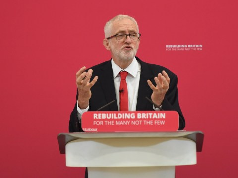 Jeremy Corbyn calls on Remain MPs to help him block no-deal Brexit