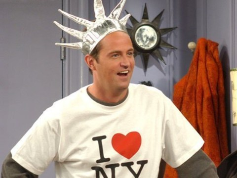 Friends star Matthew Perry has the most Chandler Bing response to coronavirus pandemic