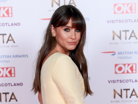 When is Brooke Vincent leaving Coronation Street to go on maternity leave and is she returning?
