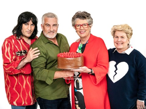 The Great British Bake Off: Sandi Toksvig reveals there's a secret bake-off kitchen no one sees on the show