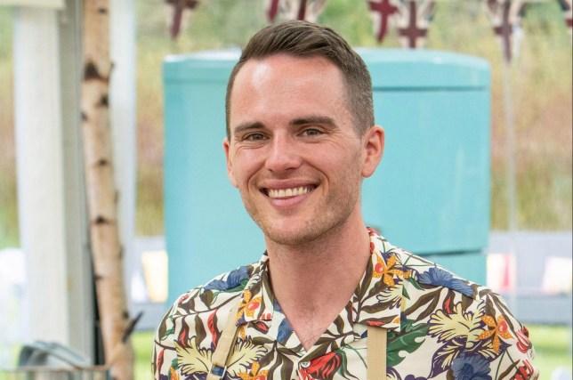 bake off 2019 contestant David