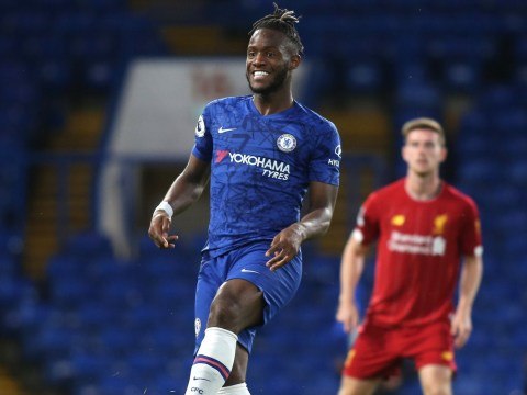 Michy Batshuayi to snub transfer and stay at Chelsea to fight for place
