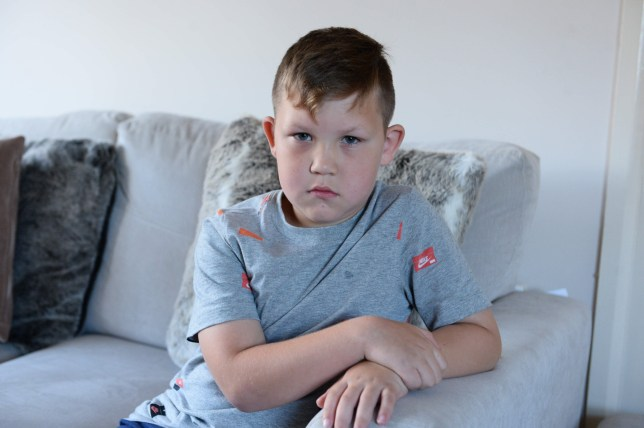 The furious parents of a nine-year-old boy have been slapped with ?120 fines - after taking their son out of school to attend his grandma's funeral in South Africa. Carol Follows says she informed St Matthew?s CE Academy, in Rough Close, that she would need to take nine-year-old Logan out of school for 12 days following her mum's sudden death. Caption: Logan Follows was taken out of school to attend his gran's funeral in South Africa
