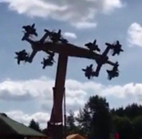 Nazi ride