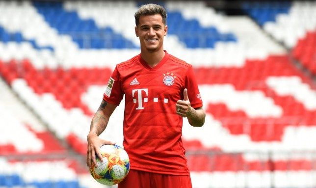 Philippe Coutinho was reportedly keen on returning to Liverpool before his loan move to Bayern Munich