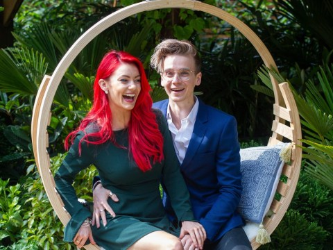 Joe Sugg and Dianne Buswell reminisce on first meeting ahead of new Strictly pairings