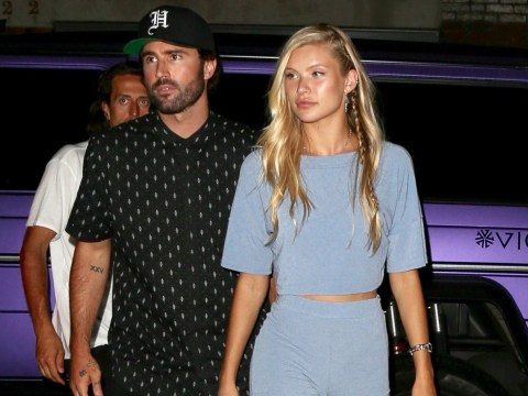 Brody Jenner celebrates birthday with new girlfriend Josie Canseco and Miley Cyrus sends him a weed bouquet