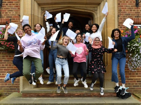 Exams shake-up sees 837 teenagers score clean sweep of highest GCSE grade