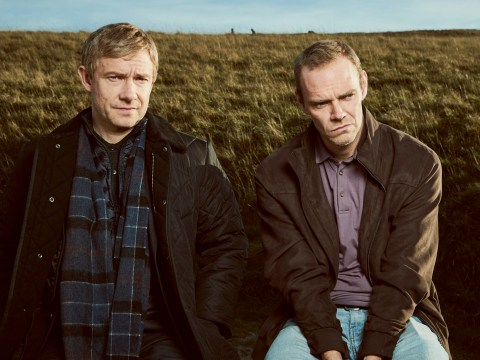 Who is in the cast for ITV's A Confession and how many episodes are there?