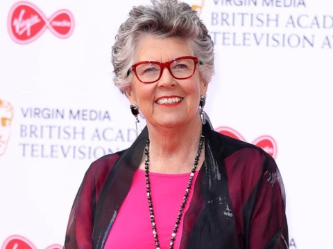 Great British Bake Off's Prue Leith reveals panic at turning 80: 'I don't want to die'