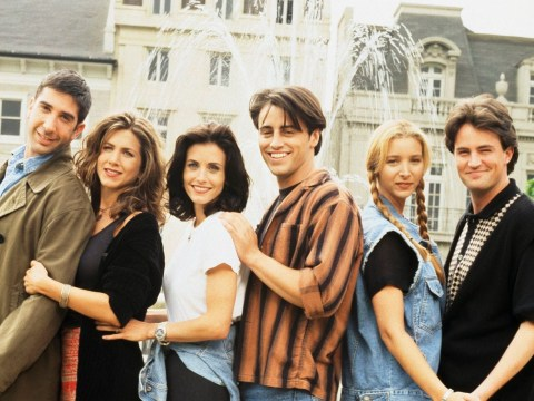 Friends reunion special 'in the works at HBO Max' and we couldn't be anymore excited