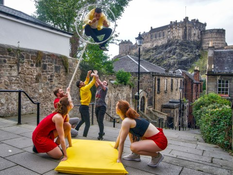 Female performers 'sexually harassed every day at Edinburgh Fringe'
