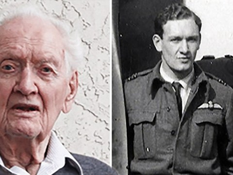 Battle of Britain hero, Squadron Leader John Hart, dies aged 102